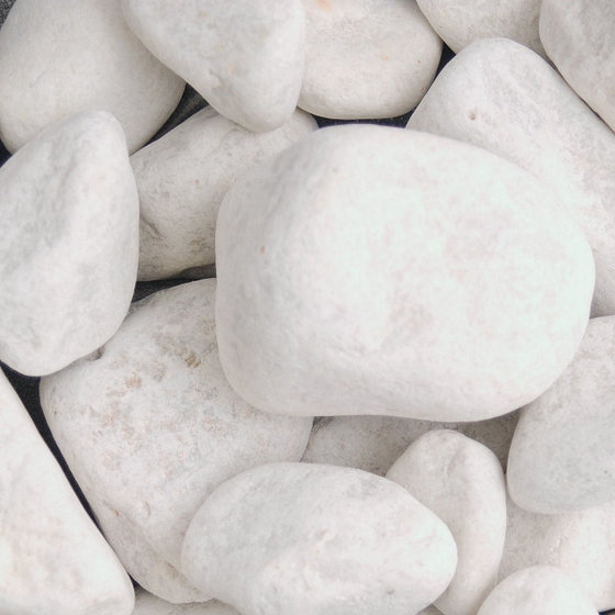 Image of White Cobbles 40 - 90mm