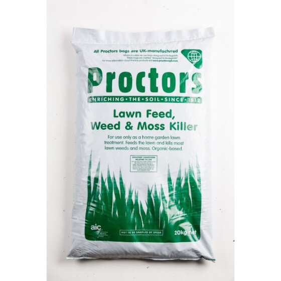 Image of Weed Feed and Moss Killer